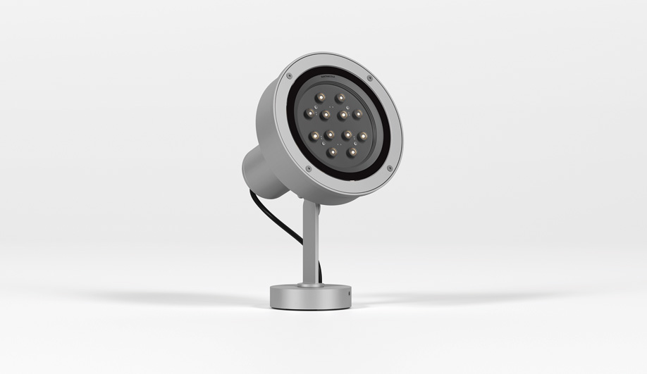 Arne S Floodlight by Santa & Cole