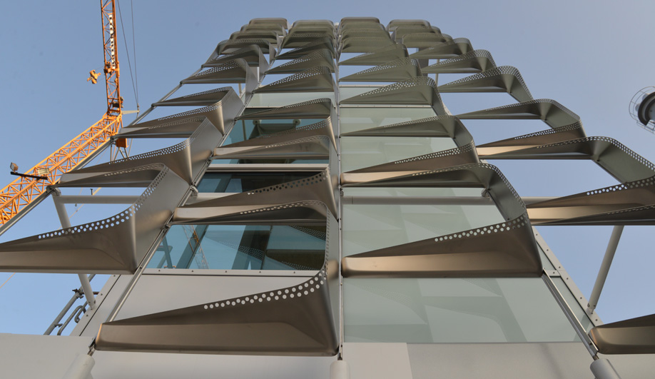 Sustainable cladding: Super-Thin Steel