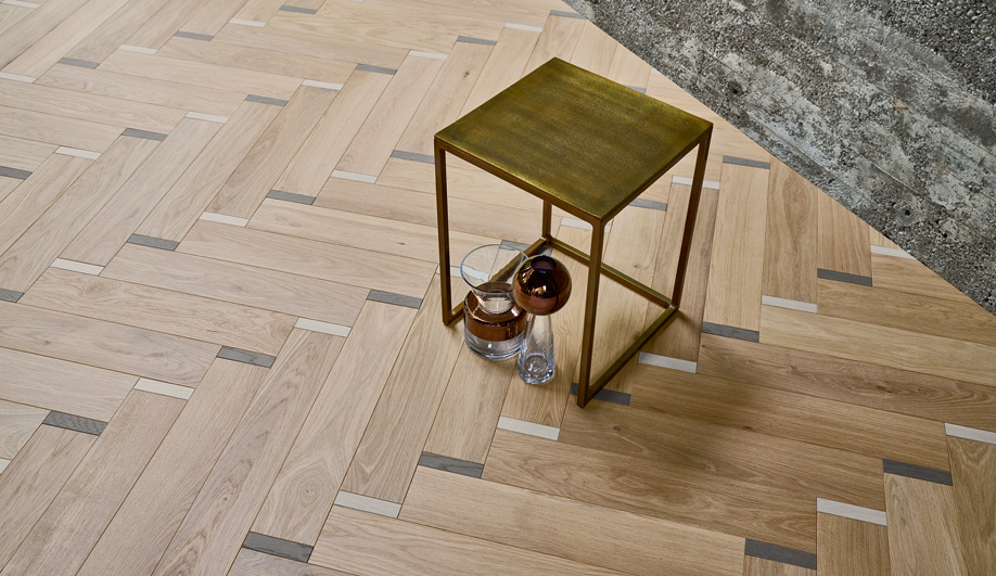 Open Frameworks Flooring by Parador