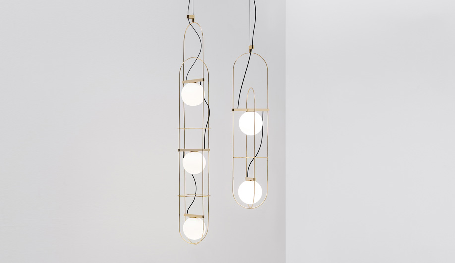 Setareh Lamp by FontanaArte
