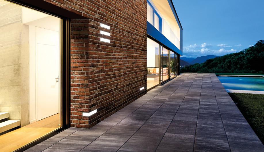 Brick Light by Simes
