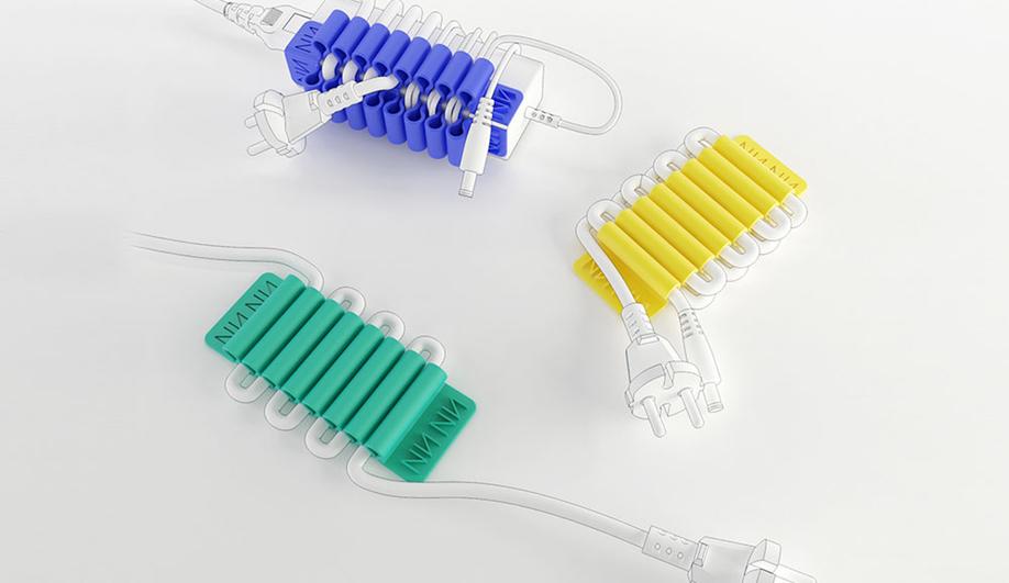Utilitarian products: Wraparound by Designnobis