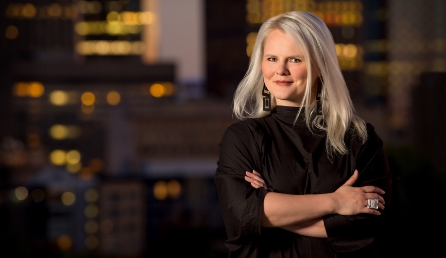 Woman. Architect. Entrepreneur: 5468796's Johanna Hurme