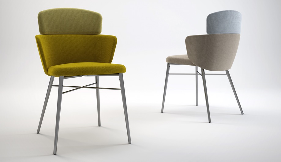 Kin Chair by Baleri Italia
