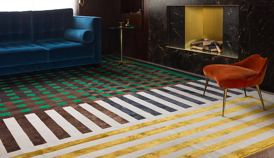 Christopher Kane Collection by The Rug Company at Avenue Road