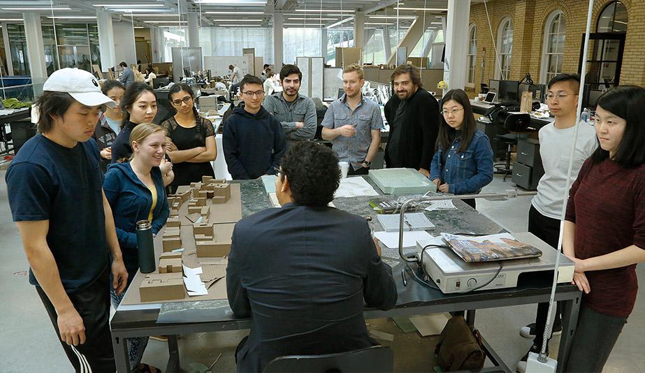 Cornell University, Architecture