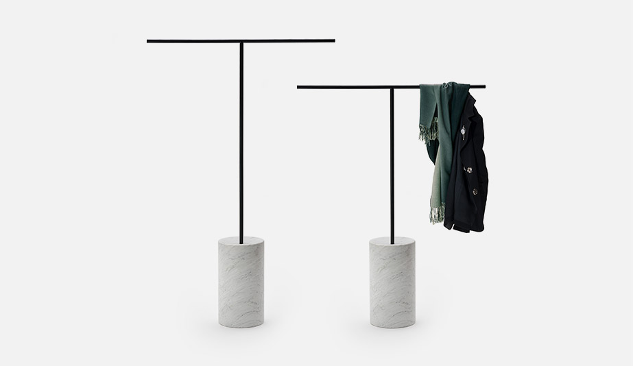 Tonbo Coat Stand by Living Divani