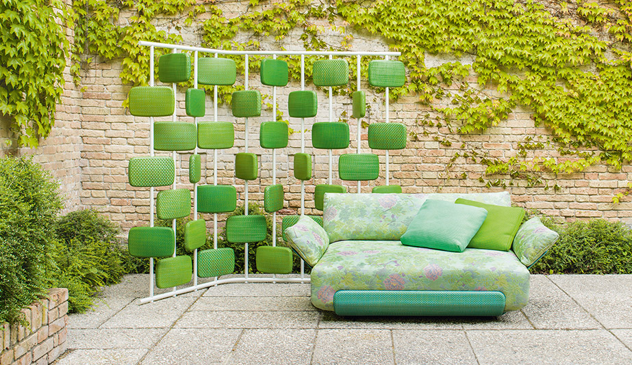 Oasi Seating by Paola Lenti