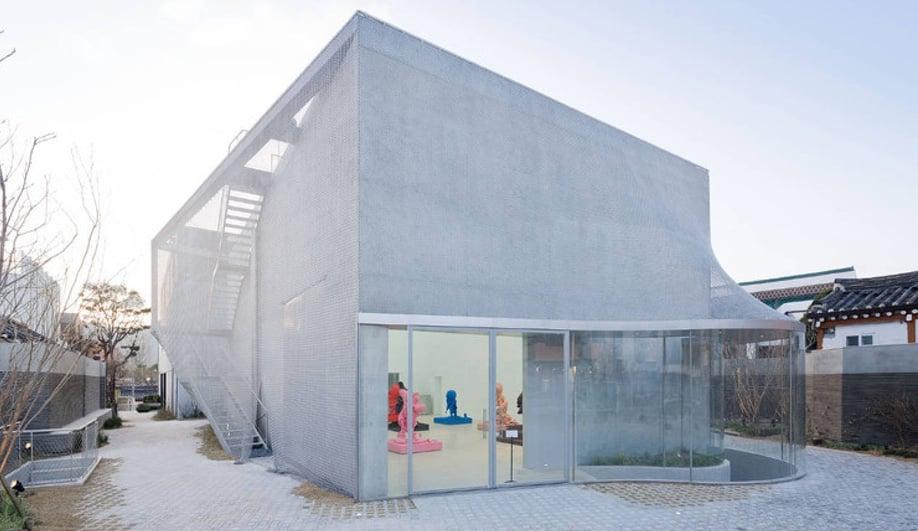 Woman. Architect. Entrepreneur: SO-IL's Kukje Gallery