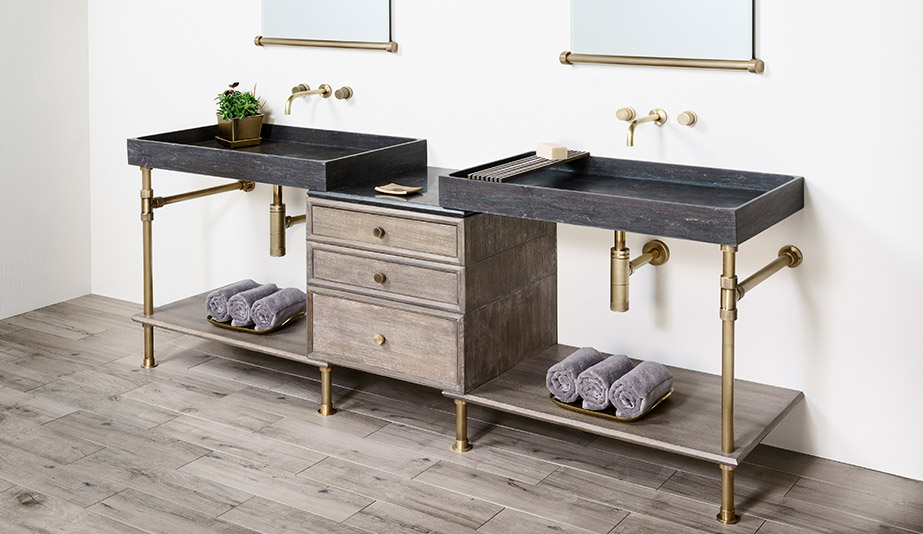 Elemental Vanity by Stone Forest