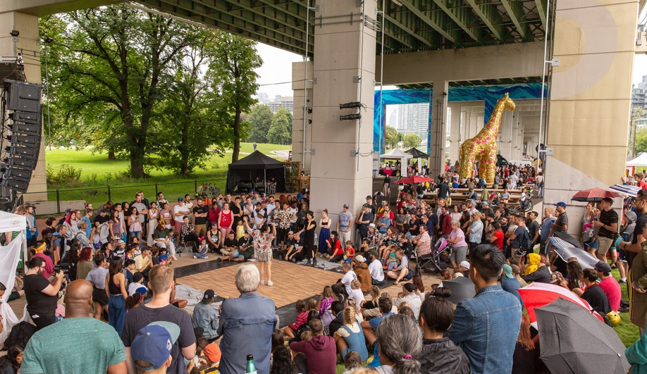 IdeasCity is Coming to Toronto's Bentway
