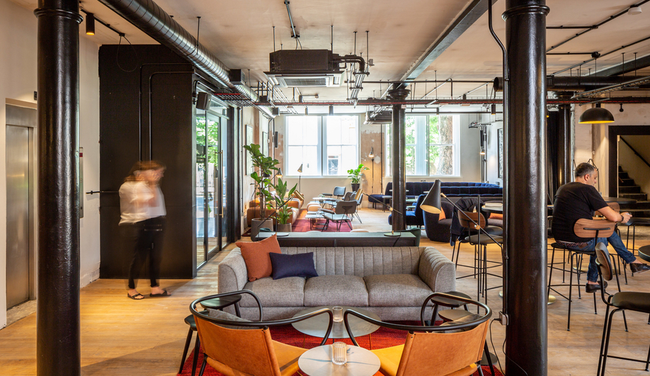 Coworking space designs: The Ministry