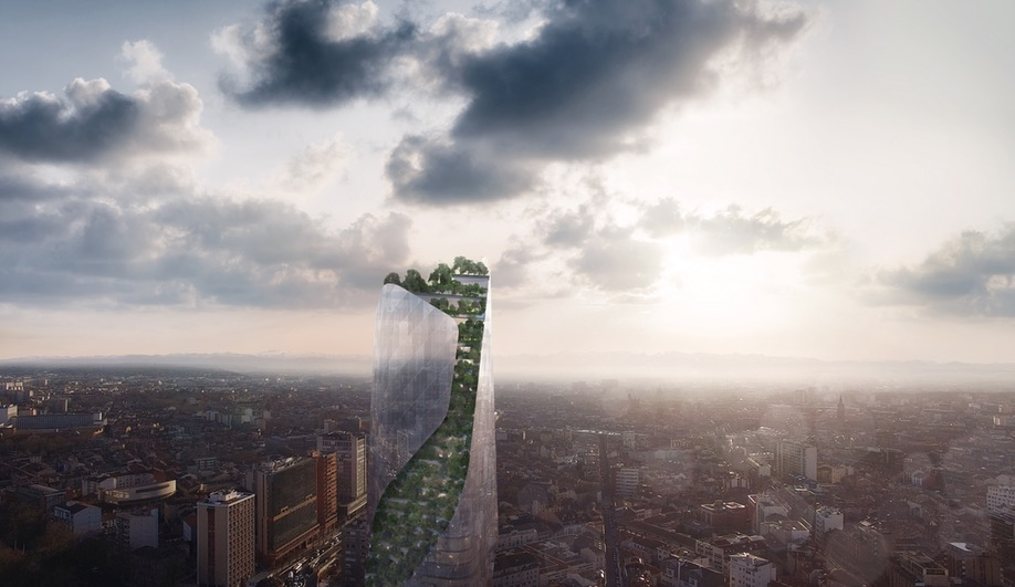 3 Green Tower Proposals Bringing Vertical Forests to Cities