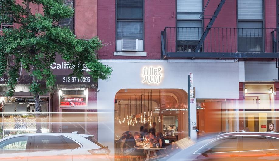 New Practise Studio's Hunan Slurp in the East Village