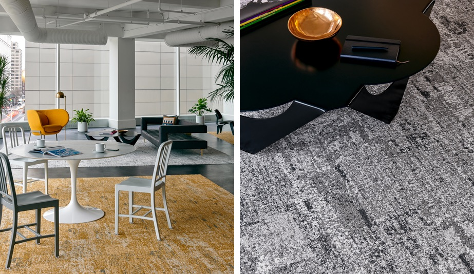 Haven Carpet Tiles By Shaw Contract Azure Magazine