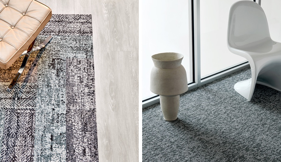 Haven Carpet Tiles by Shaw Contract