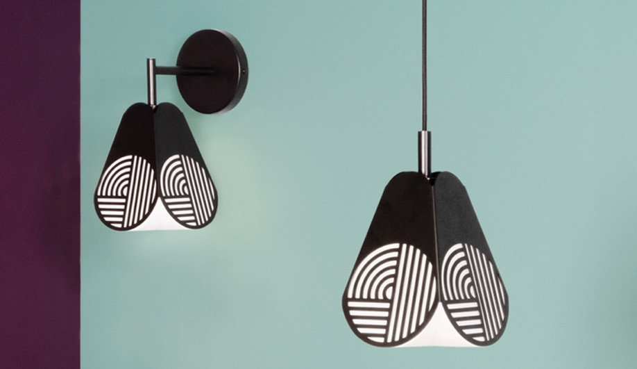 Maison & Objet Fall 2018 Lighting and Accessory Launches: Notic lighting by Oblure