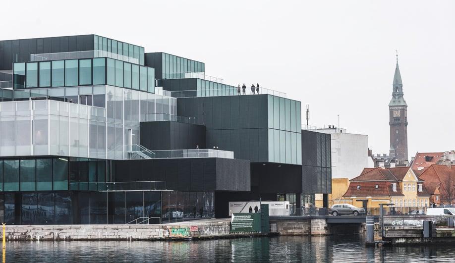 OMA's BLOX building in Copenhagen