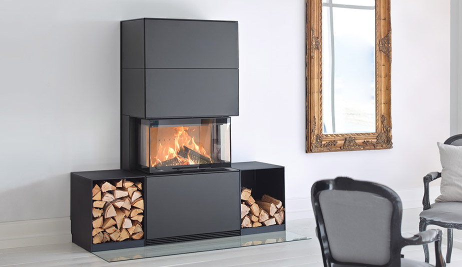 Contura Ri50 Freestanding Wood Stove by Regency Fire