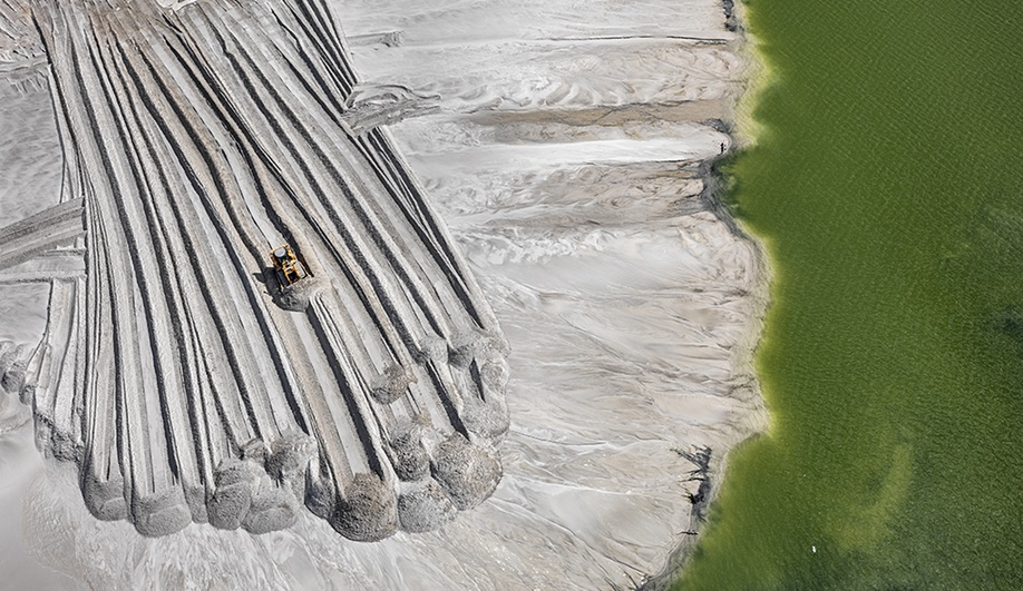 Anthropocene: The Human Epoch is Edward Burtynsky's Devastating Call to Action