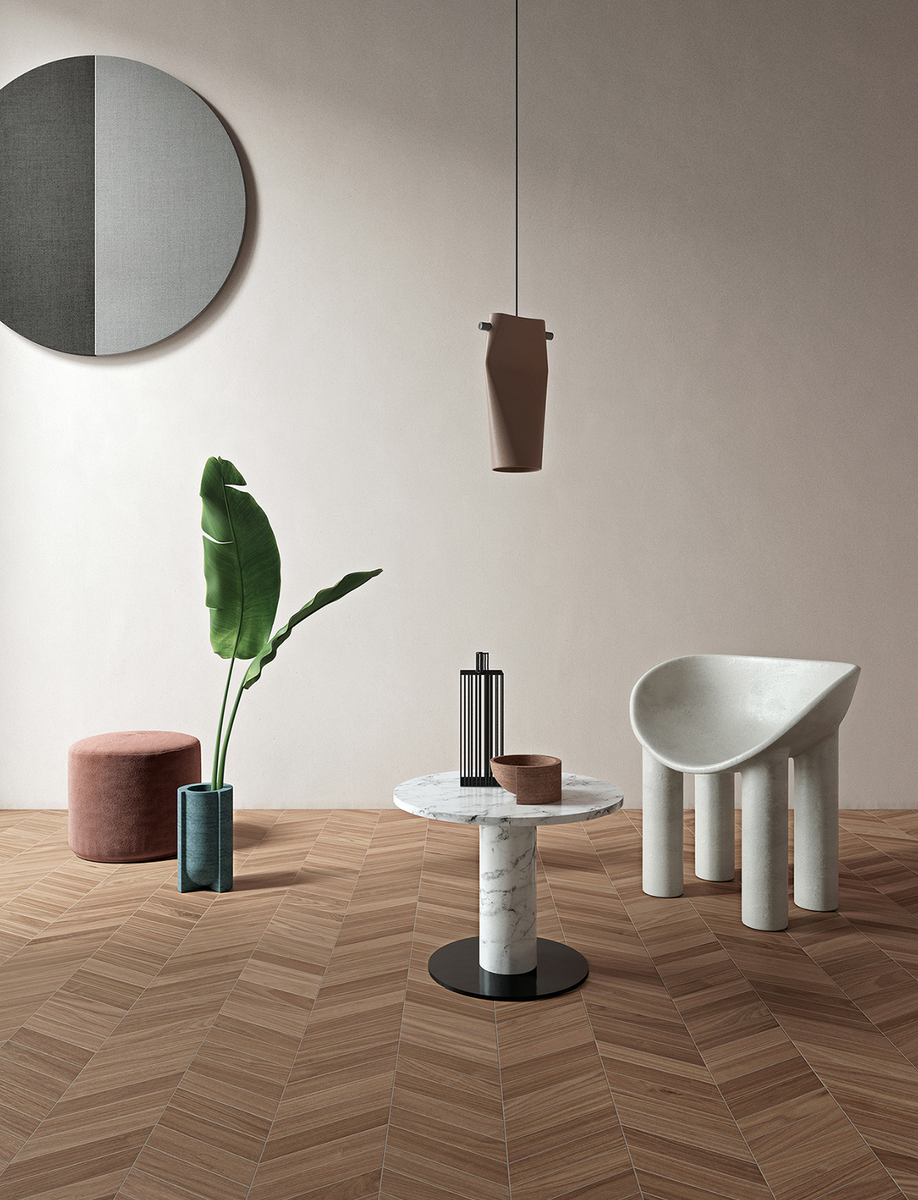 Launches at Cersaie 2018: Bio Select by Lea Ceramiche