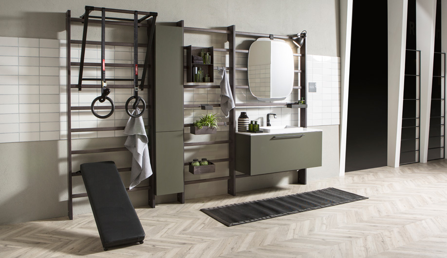 Gym Space Series by Scavolini