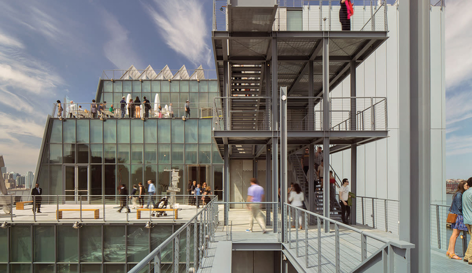 Fall 2018 design events: Renzo Piano: The Art of Making Buildings