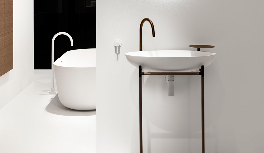 Monsieur Washbasin by Falper
