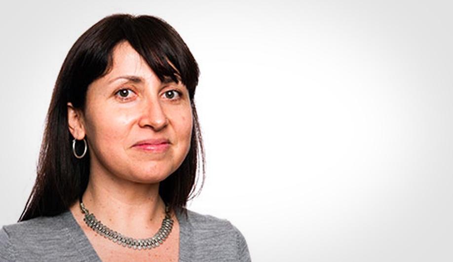 Gabriella Gómez-Mont, founder of Mexico City's creative lab Laboratorio para la Ciudad.