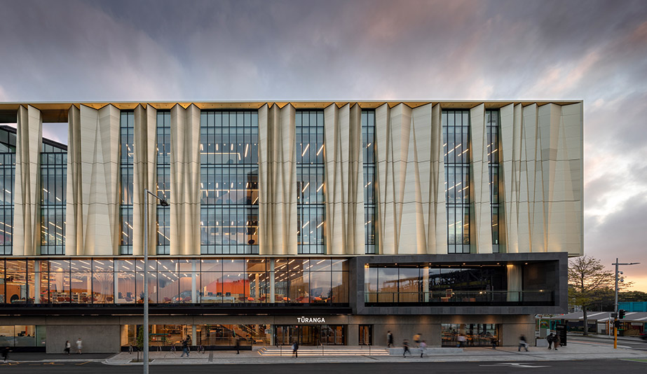 Christchurch's New Central Library is Practically Earthquake-Proof