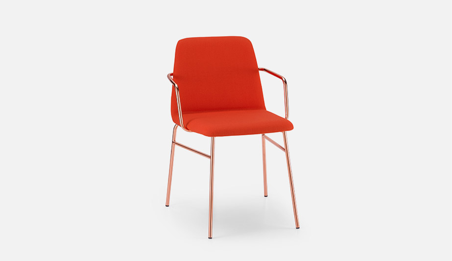 Bardot Chair by Traba
