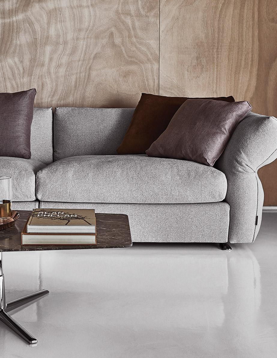 Newbridge Sofa by Flexform - Azure Magazine