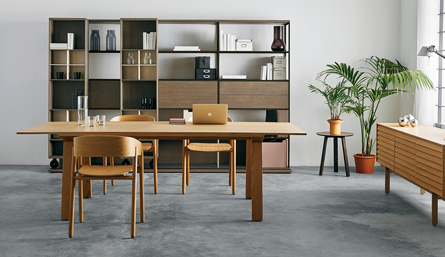 Meet Punt, Teknion's Sophisticated Addition to the Workplace