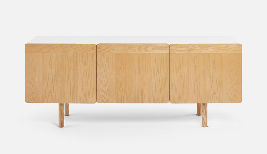 Cleo Credenza by Poppin