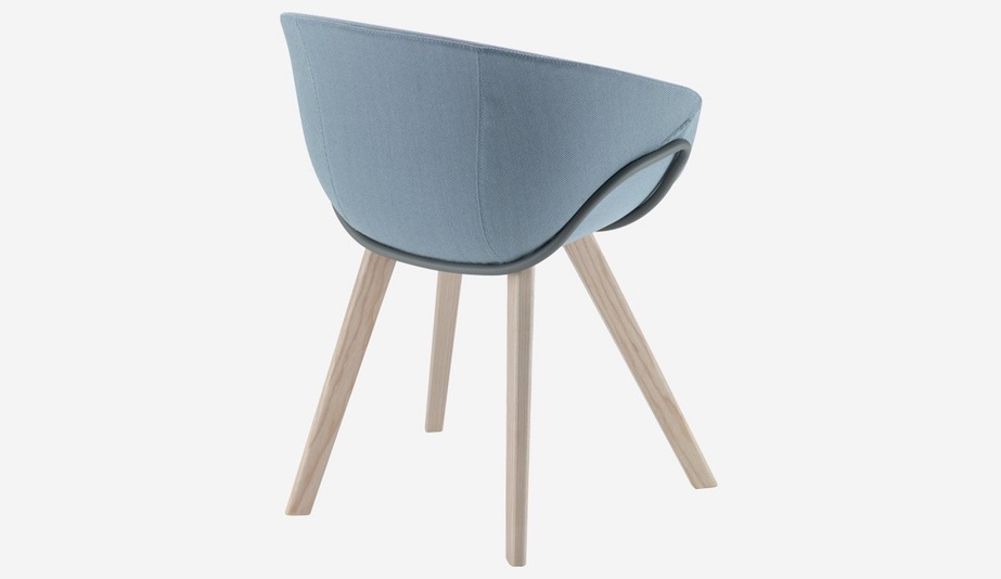 Iko Soft Chair by Alias
