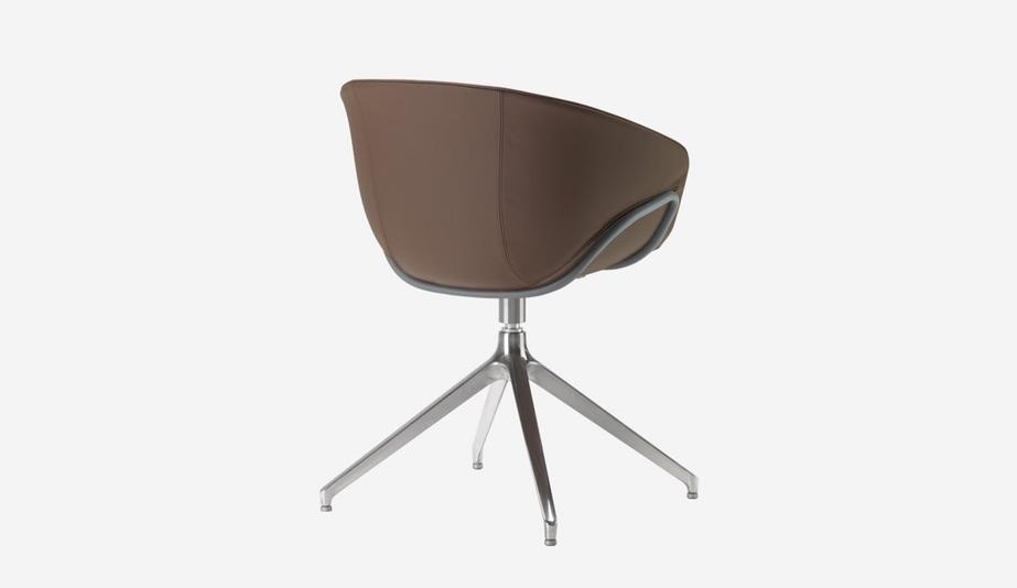 Iko Soft Chair by Alias