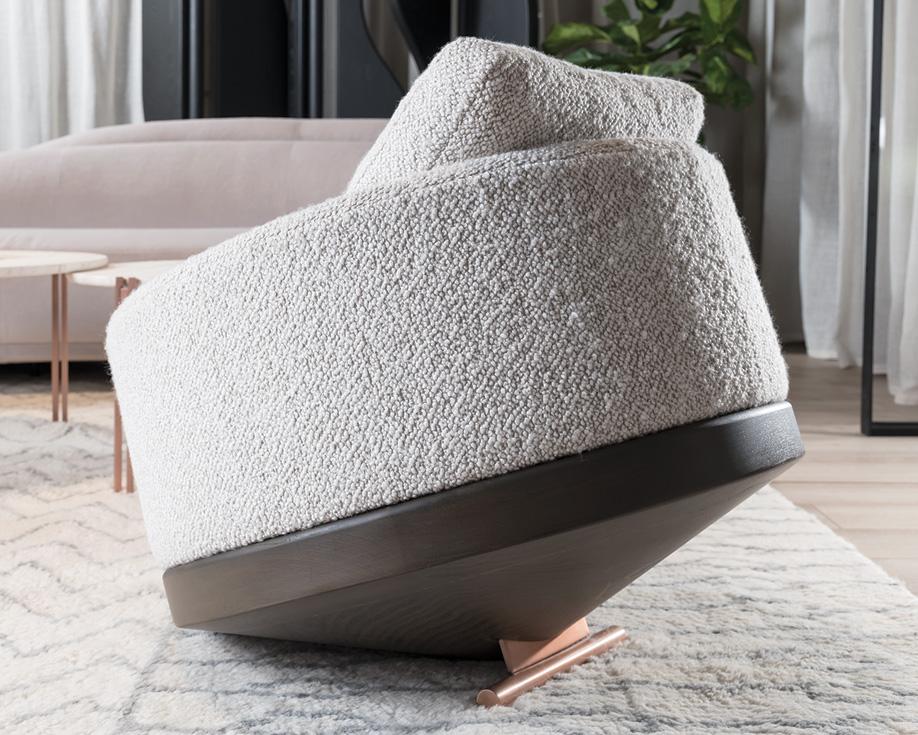 Colony Furniture Gallery: Paolo Ferrari's Balance Lounge