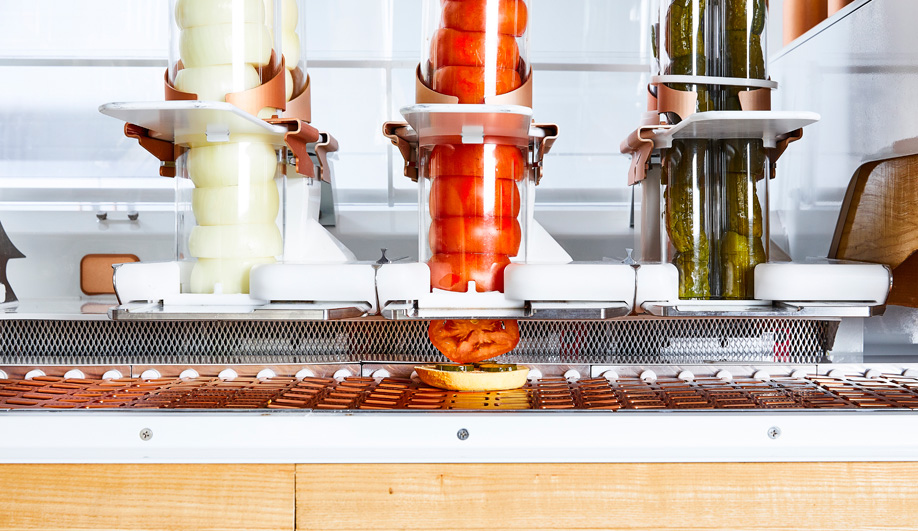 San Francisco's Creator, and its burger-making robot, makes a warm impression.