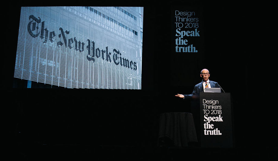 From Michael Bierut, A Designer's Guide to Compromise