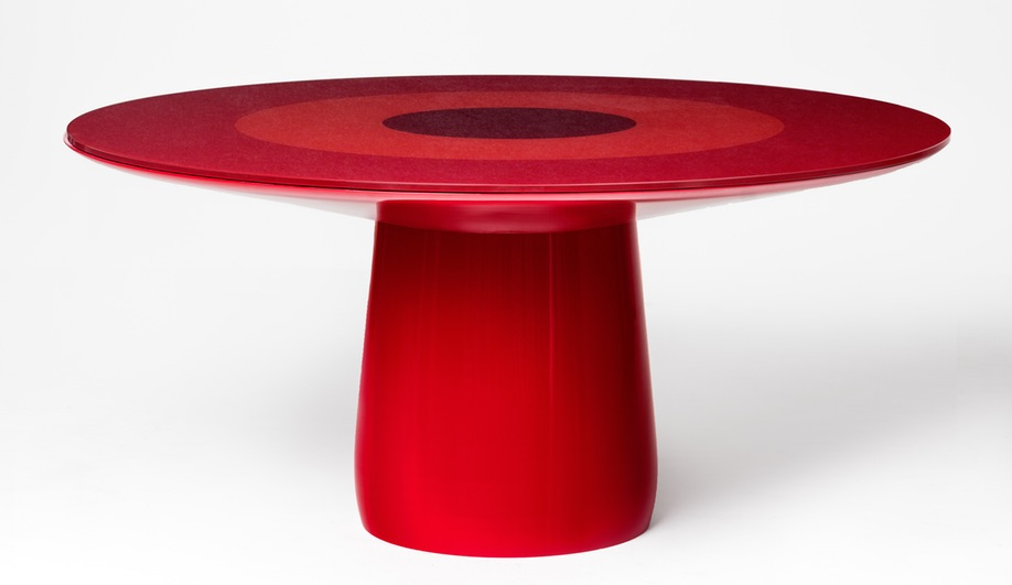 Kitchen gifts for designers: Roundel table by Baleri Italia