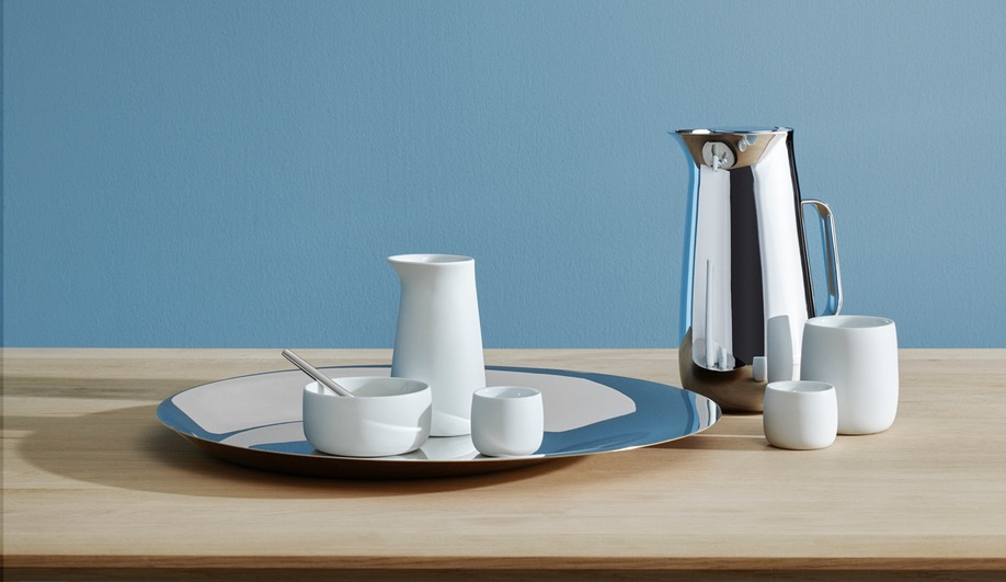 Kitchen gifts for designers: Norman Foster tableware from Stelton