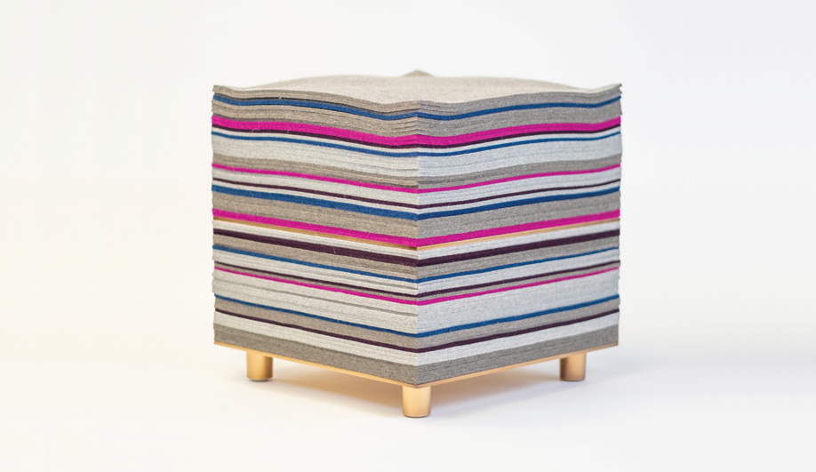 Gifts for Designers: Felt series by Stacklab