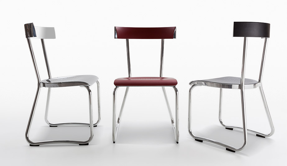 Tutti Ponti: Gio Ponti, Arch-Designer: Gio Ponti's D.235.1 chair (1935)