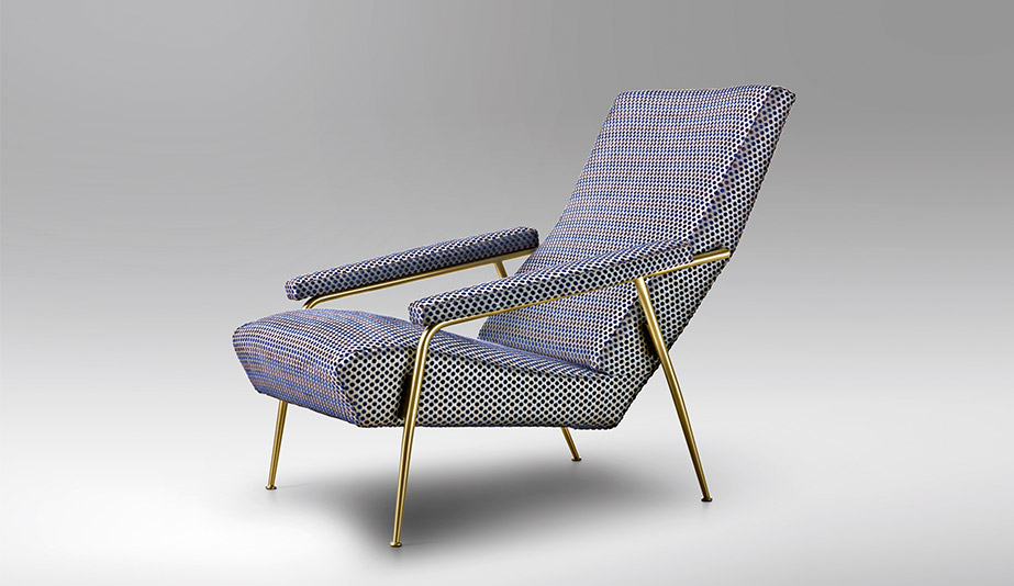 Tutti Ponti: Gio Ponti, Arch-Designer: A re-edition of Ponti's D.153.1 armchair