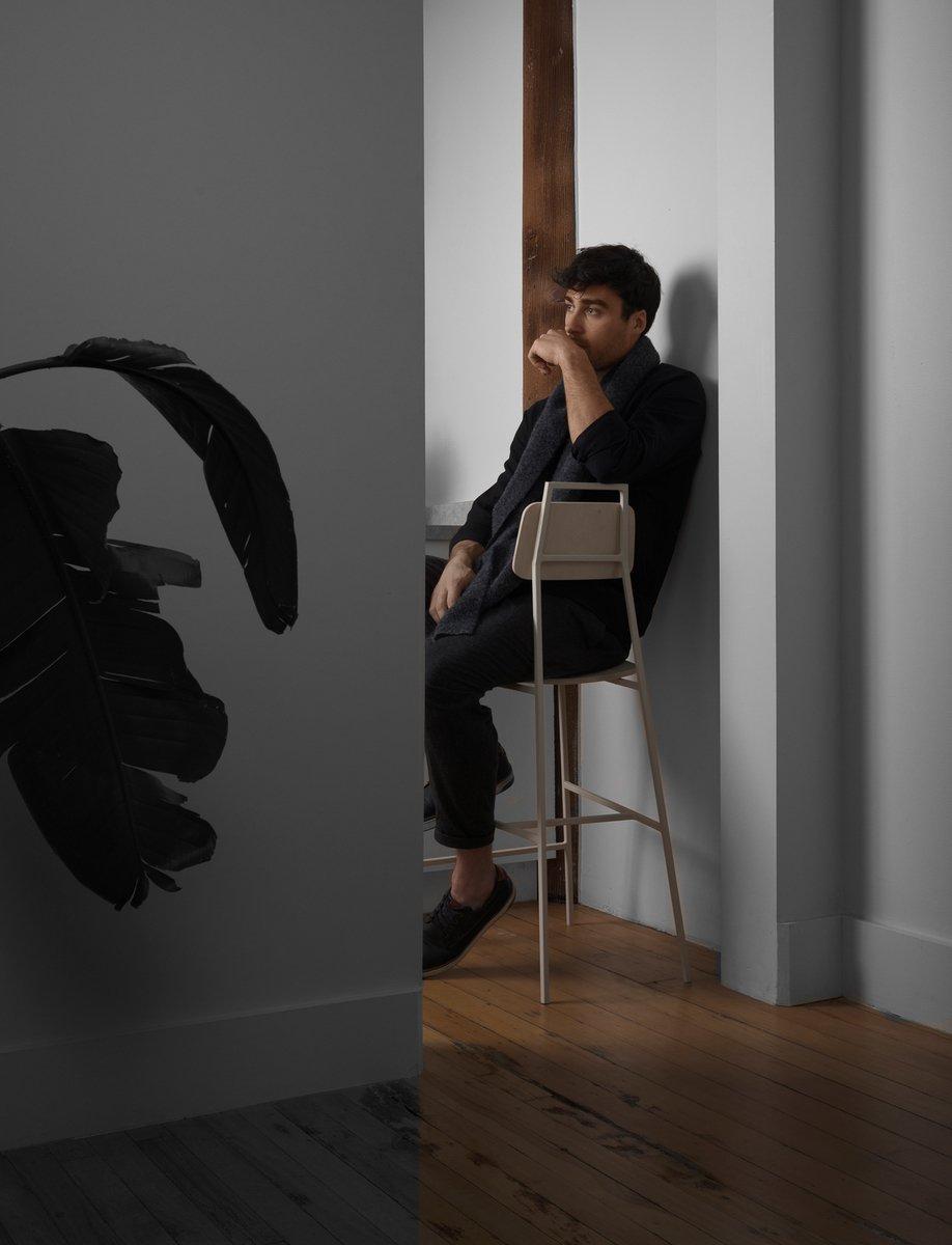 Appareil Atelier's standard Floe stool