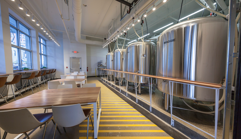 Contemporary Brewery: Bløm Meadworks