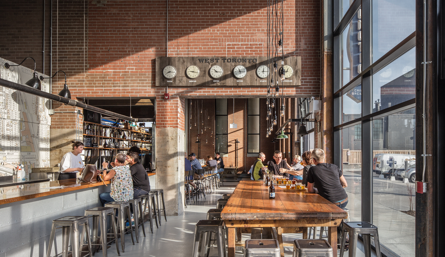 Contemporary Brewery: Junction Craft Brewing