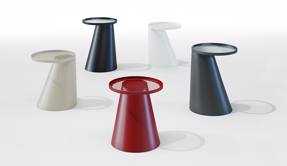 Lehenga Table by Helen Kontouris
