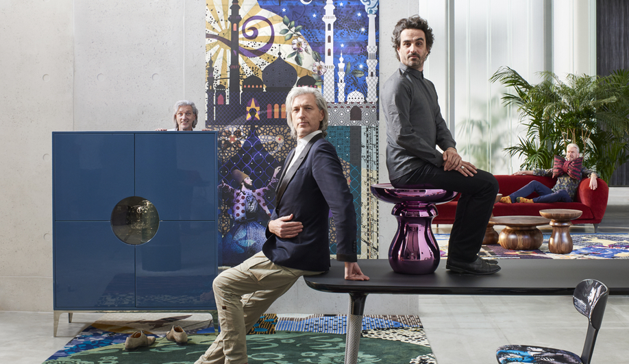 Five Things We Learned From Designer Marcel Wanders