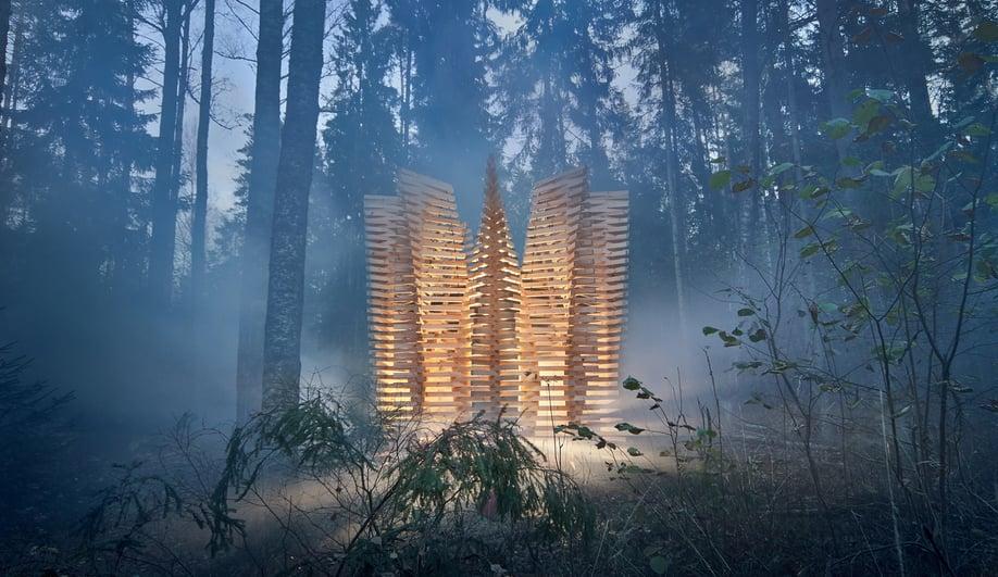 5 Innovative Pavilions Activating Public Spaces
